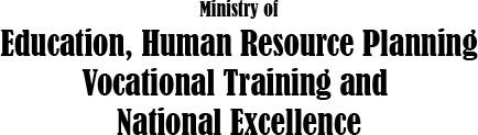 Ministry of Education & Human Resource Development